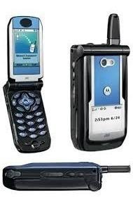 celular nextel i860 libre mototalk activo viene con holder