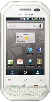celular nextel i867w internet wifii red social whatsapp