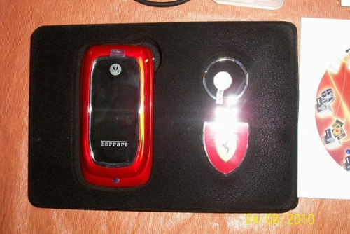 celular nextel i897 ferrari