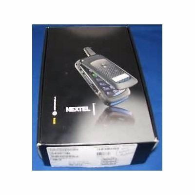 celular nextel motorola i576 film vidrios sin remover libre