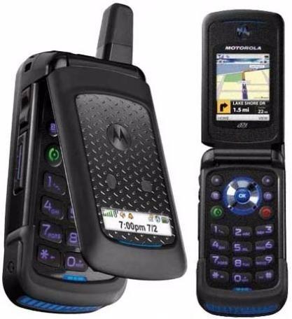 celular nextel motorola i576 libre y caja mini i570 liberado