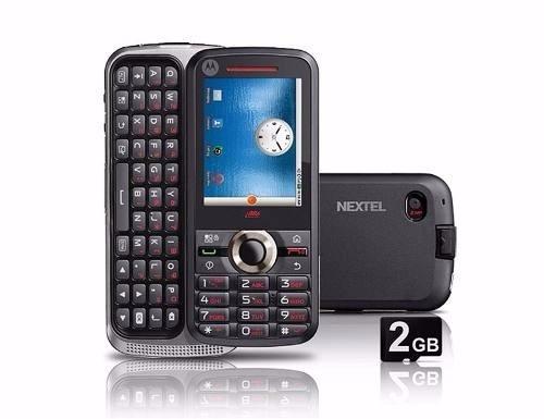 celular nextel motorola i886