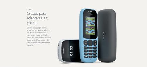 465c3f71919 celular nokia 105 teclas grandes linterna - nuevos caja gtia. Cargando zoom.