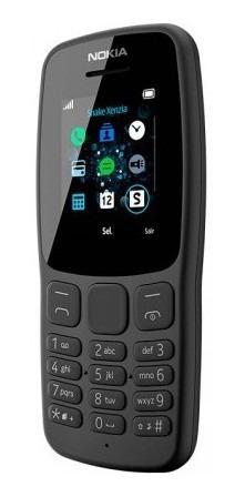 celular nokia 106 - 4mb gris