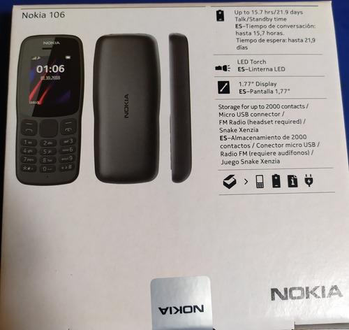 celular nokia 106