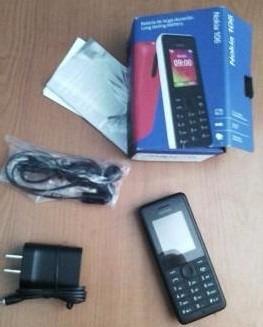 celular nokia 106 linterna radio teclado contra salpicaduras