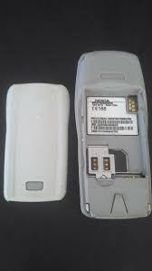 celular nokia 1100a rh-18 desmontado ap.peça. envio t.brasil