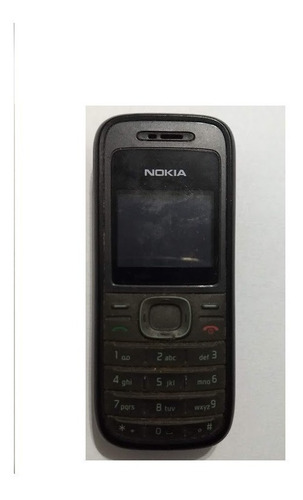 celular nokia 1208 com defeito