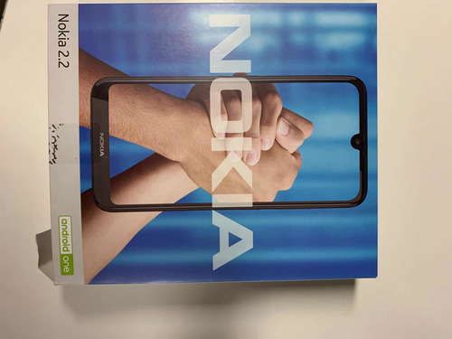celular nokia 2.2
