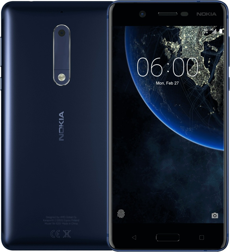 Celular Nokia 5 Android 16gb + 2gb Ram 5.2 Hd 13mpx - $ 3,899.00 en ...