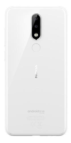celular nokia 5.1 plus 32gb 3 ram libre envio ahora 18
