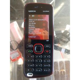 Celular Nokia 5220 Xpressmusic