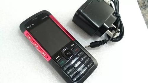 celular nokia 5310 xpressmusic - (celular crashou)