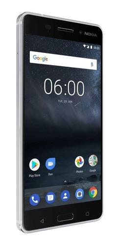 celular nokia 6 dual sim telefono liberado