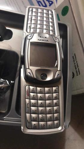 celular nokia 6822 nuevo en caja accesorios originales