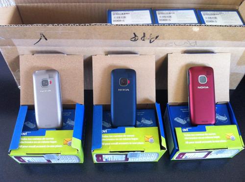 celular nokia c1-01, seminuevo!!!