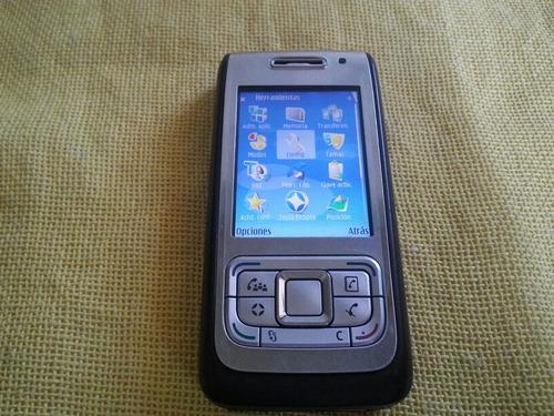 celular nokia e65-1 vintage para reparar coleccionar no pila