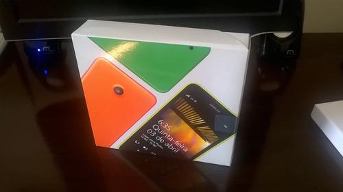 celular nokia lumia 630 branco