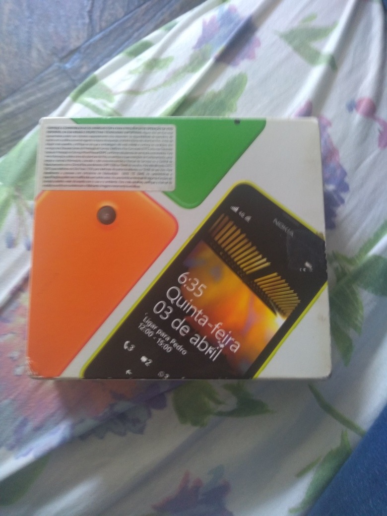b166ff7c875 celular nokia lumia 635 esta pouco usado esta todo original. Carregando zoom .