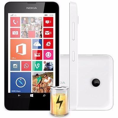 celular nokia lumia 635 windows phone 8.1 8gb memoria !!!