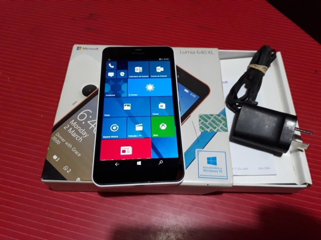 e074024d933 celular nokia lumia 640 xl nuevo liberado. Cargando zoom.