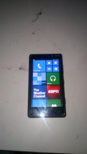 celular nokia lumia 820