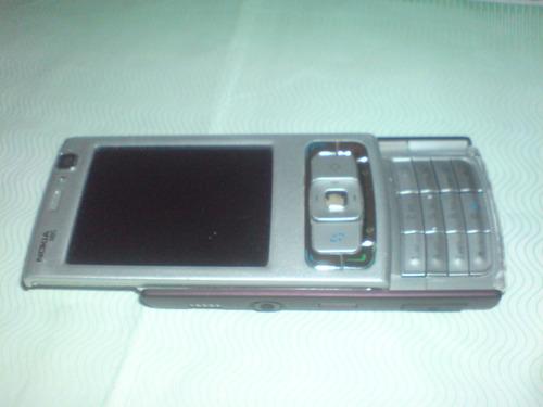 celular nokia n95 3g wi-fi cam 5meg.pix muito novo 100%ok