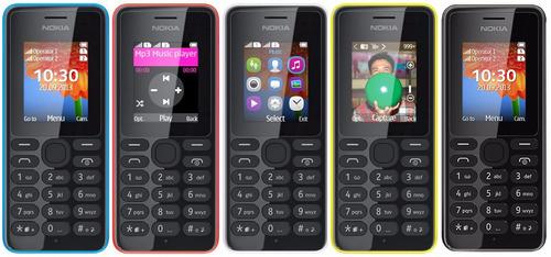 celular nokia telefono