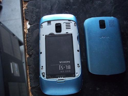 celular nokia302 impecable p/personal liquido