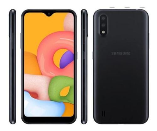celular nuevo samsung galaxy a01/32gb + sim