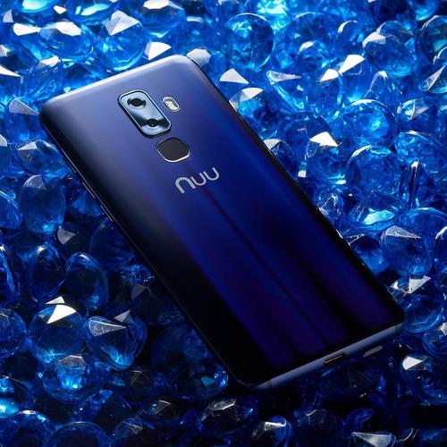 celular nuu mobile g3 hd 64gb liberado
