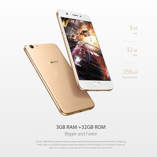 celular oppo a57 32gb rom 4g lte 3gb ram snapdragon