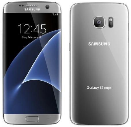 celular original samsung galaxy s7 edge 32gb silver a206