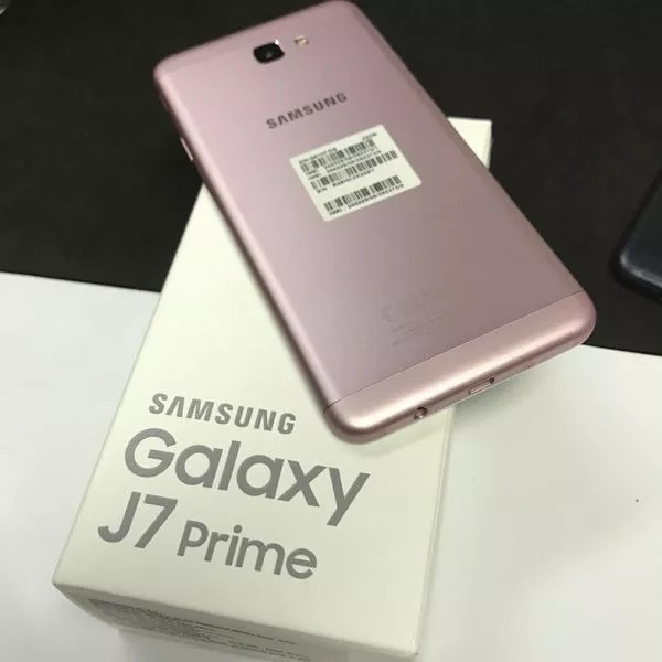 8ec9e6fb2 Celular Orro Galaxy J7 Prime 2 Chip Super Oferta - R  690
