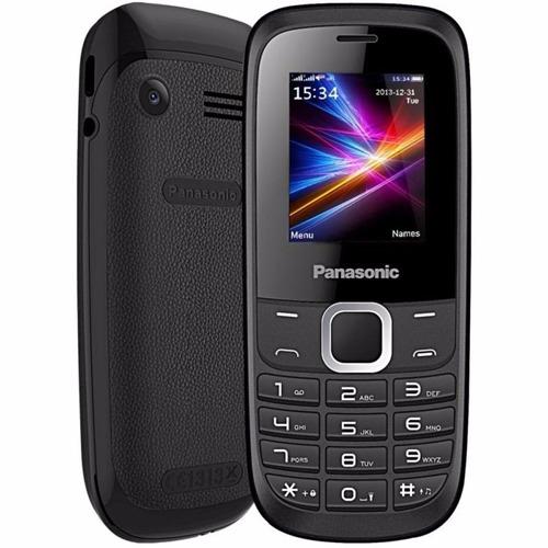 celular panasonic ideal p idoso tela grande numero grande