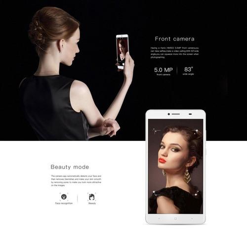 celular pantalla 6,5 vea en 3d sin gafas .doogee y6 max 3d
