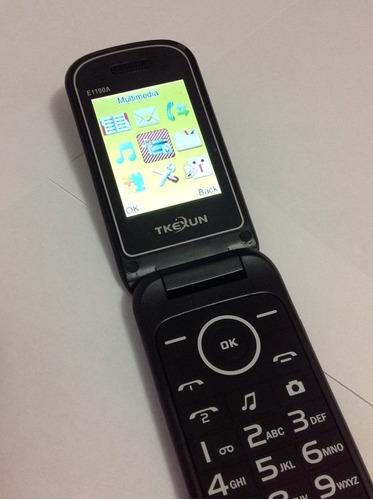 celular para ancianos adultos mayores teclas grandes ce59