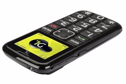 celular para idoso dl yc-110 sos desbloqueado nf e garantia