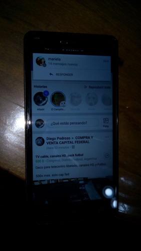 celular philips como nuevo