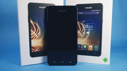 celular philips v526 android hd 1gb ram 5gb 5000mah