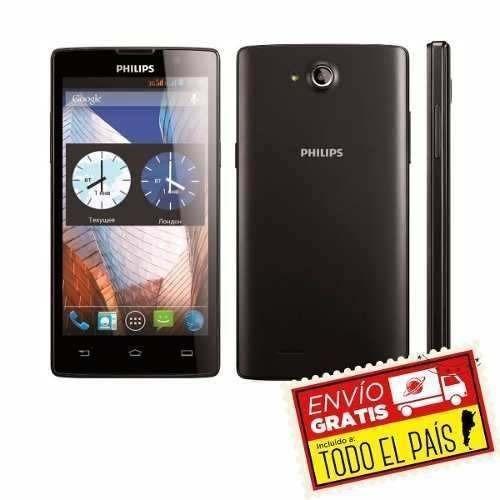 celular philips w3500 android 3g 4gb wi-fi usb 5 mpx flash