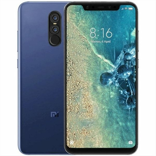 celular  pocophone f1 128 gb, 6 de ram