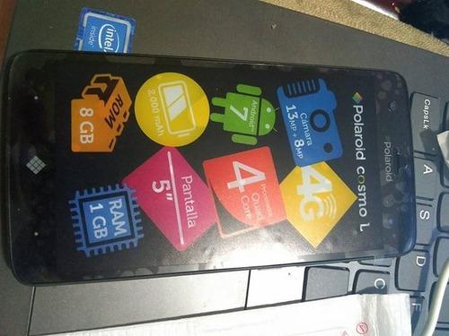 celular polaroid cosmo l nuevo!!