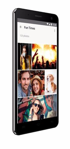 celular posh titan max e600 6.08gb negro libre de fabrica