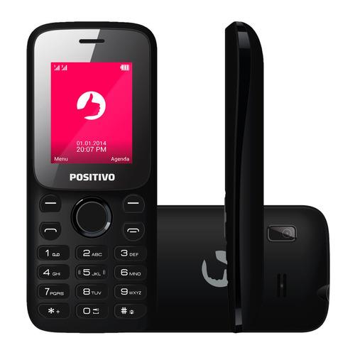 celular positivo p25 preto desbloqueado