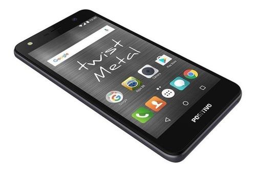 celular positivo twist metal 3g 16gb 5.2  android 7 c nota