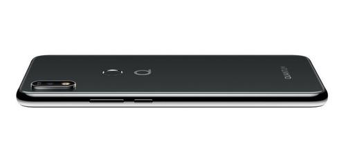 celular quantum m, huella, 6 pulg, octacore, 16mp p/selfie