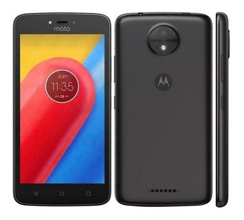 celular reacondicionado motorola moto c plus xt1725 16gb 1gb