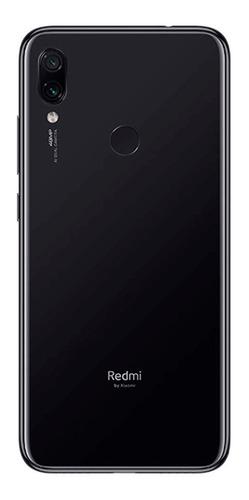 celular redmi note 7 32gb  preto global xiaomi novo
