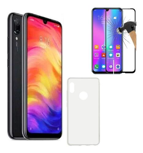 celular redmi note 7 64gb /48mp 4ram + forro y vidrio 5d